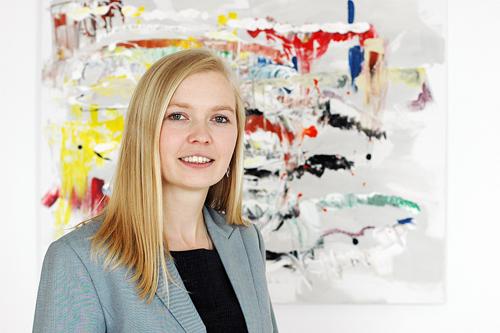 Patentanwältin Dipl.-Biol Dr. rer nat Johanna K. Müller - Patentrecht Hannover