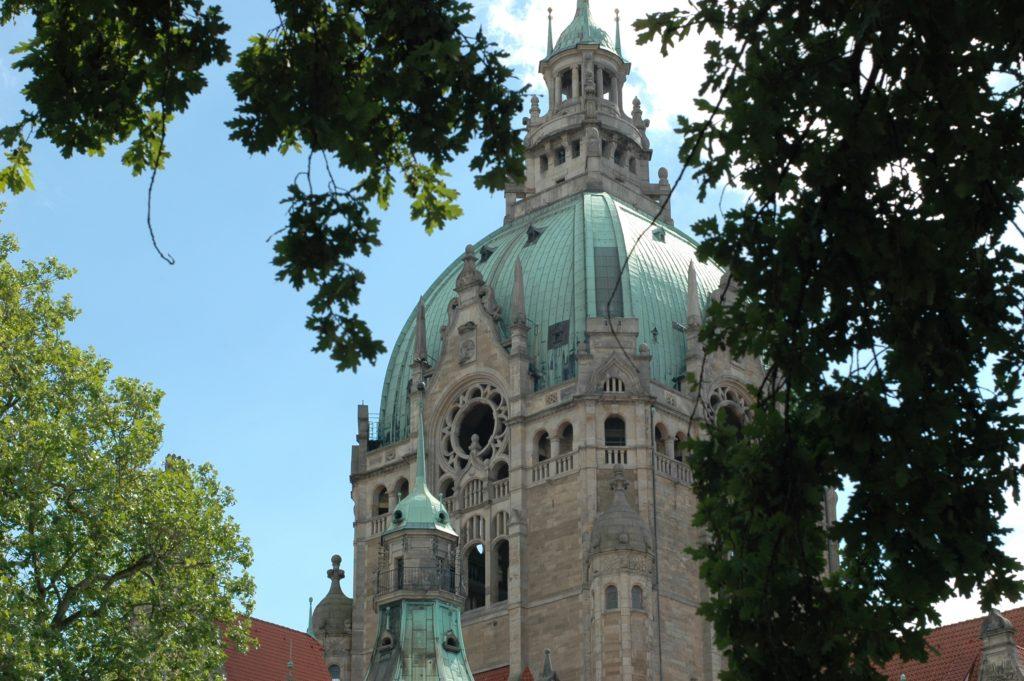 Horak Rechtsanwalt Hannover - Maschsee Luftbild